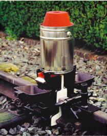 SRZ槽型轨铝热焊